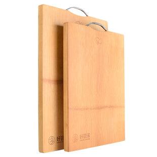 好管家竹木菜板粘板+10双筷子