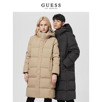 GUESS любителей мисс закрытый длинная модель куртка -YJ4W9896K, цена 41577 руб