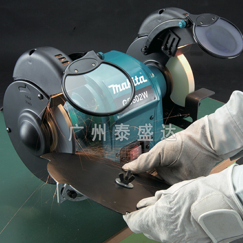 Swell Makita Makita Bench Grinder Gb602W Planer Grinding Machine Alphanode Cool Chair Designs And Ideas Alphanodeonline