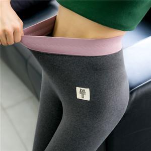 女外穿春秋薄款修身显瘦打底裤
