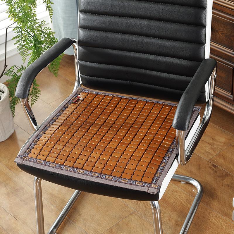 青苹果【窄边】麻将沙发凉席窄边坐垫