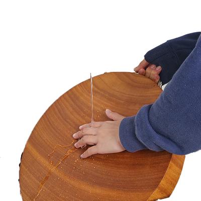 【厨帮宝】铁木菜板实木砧板进口家用整木黄金木刀板切菜板菜墩