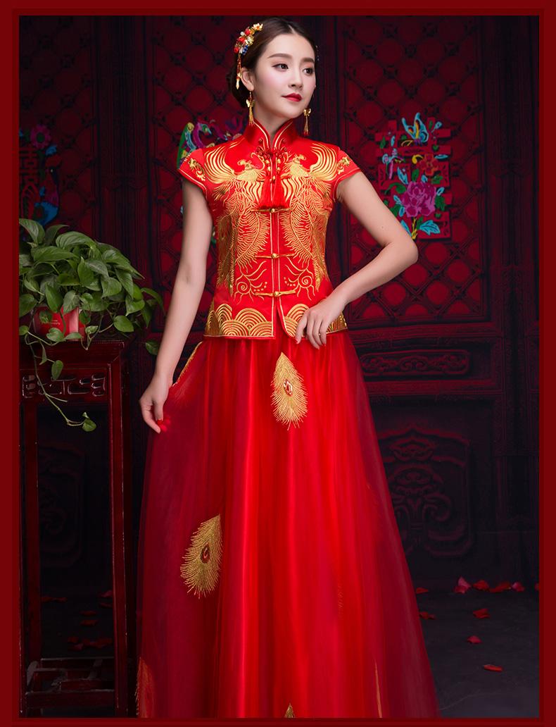 红色新娘装  娶来新媳妇  (歌曲:你看你看月亮的脸*26首)- 津津的博客