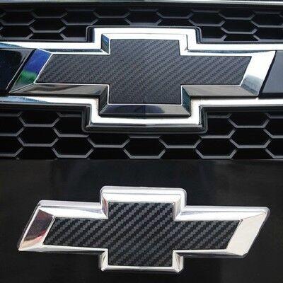 雪佛兰贴纸鲁兹专用车贴前后车标改装克鲁兹碳纤维标志新科个性