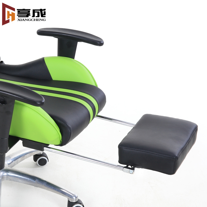 USD 55.46] Enjoy the T-80 type of racing chair footrest retractable ...