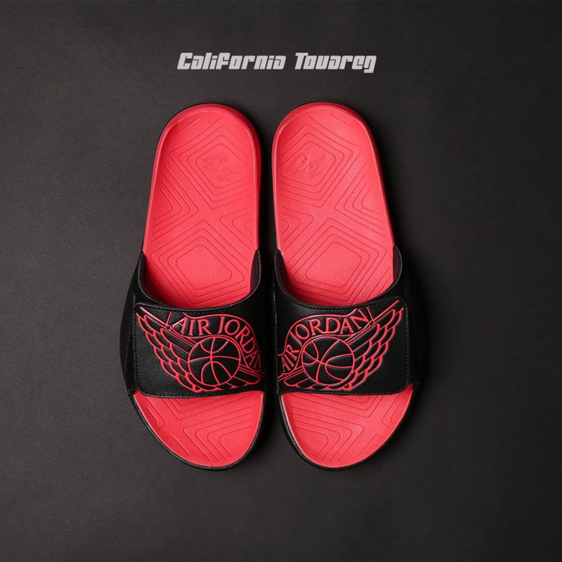 354e4c131be Nike NIKE JORDAN HYDRO 7 AJ7 Joe 7 men Velcro sports slippers ...