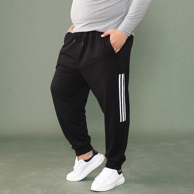 1a0a2d25509 Large size sweat pants men s trousers plus fertilizer to increase loose thin  section shuttering small fat · Zoom · lightbox moreview · lightbox moreview  ...