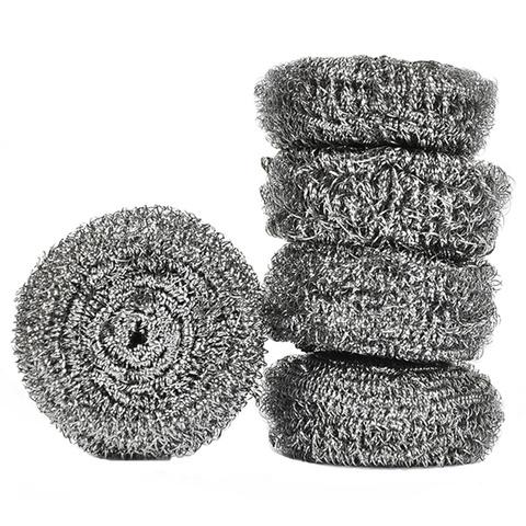 20个钢丝球独立包装不生锈不断丝不锈钢包邮清洁球厂家直销