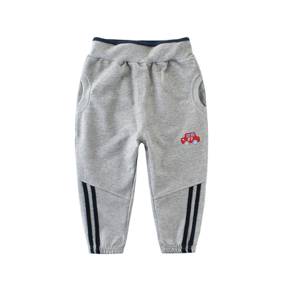 2017 boys pants children's sports pants children's clothing autumn men's baby pants thin summer children's pants spring autumn tide