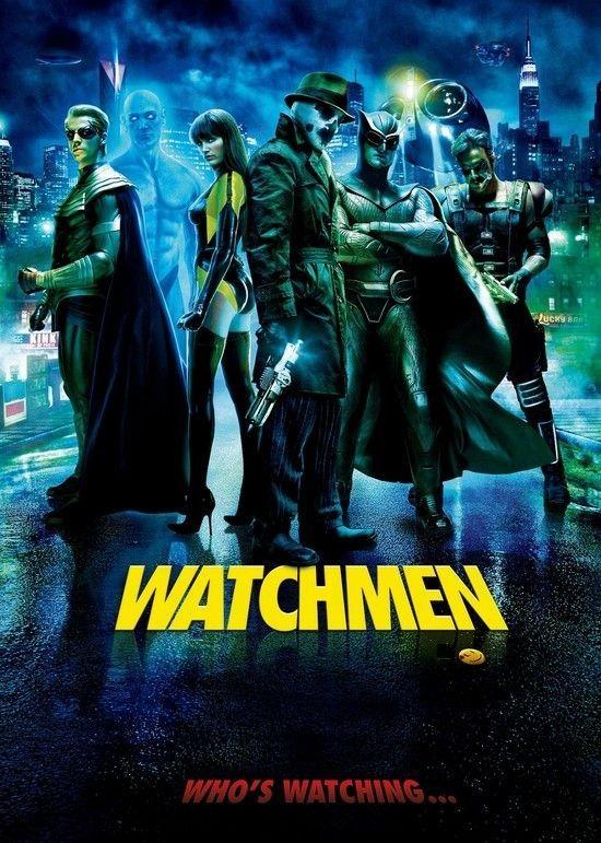 守望者电影迅雷下载_守望者/保卫奇侠/守护者 Watchmen.2009.DC.1080p.Bluray.x264-CBGB 13.17GB ...