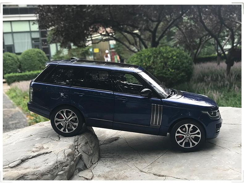 Xe mô hình tĩnh Land Rover tỉ lệ 1:18 - ảnh 57