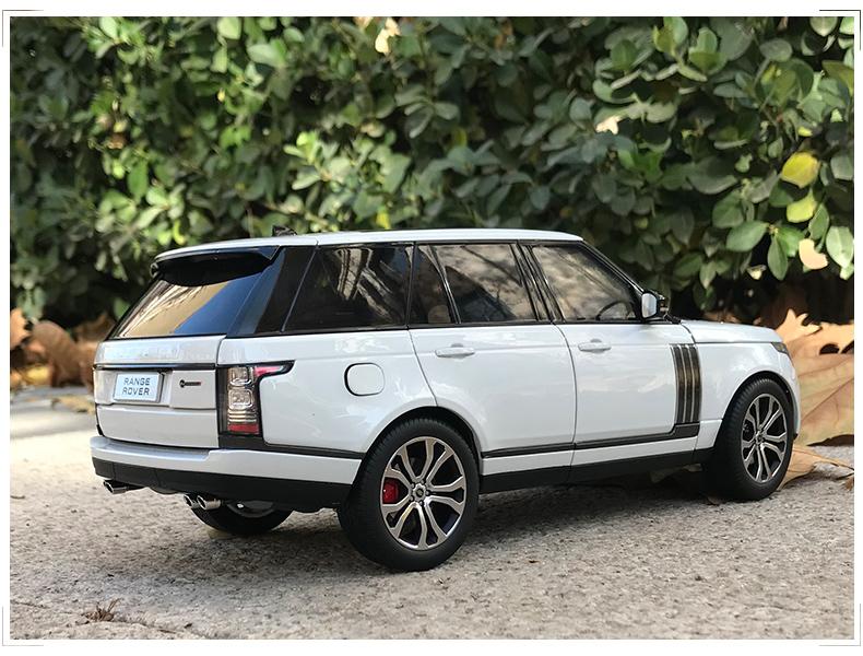 Xe mô hình tĩnh Land Rover tỉ lệ 1:18 - ảnh 8