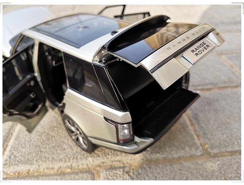 Xe mô hình tĩnh Land Rover tỉ lệ 1:18 - ảnh 48