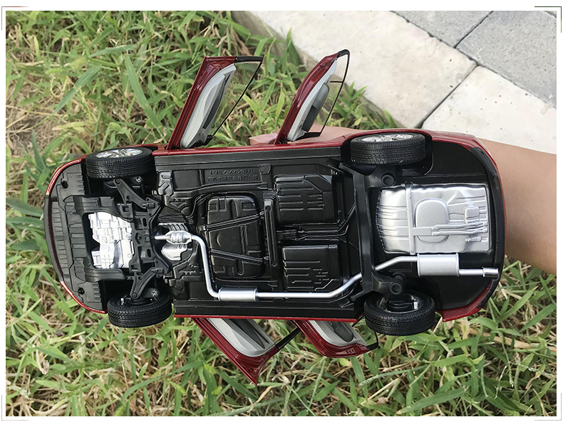 Xe mô hình Honda City tỉ lệ 1:18 - ảnh 16