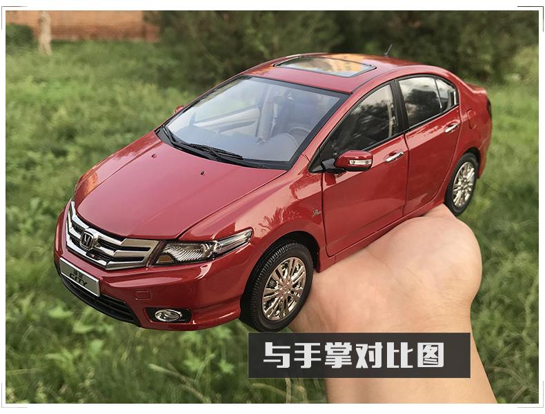 Xe mô hình Honda City tỉ lệ 1:18 - ảnh 10