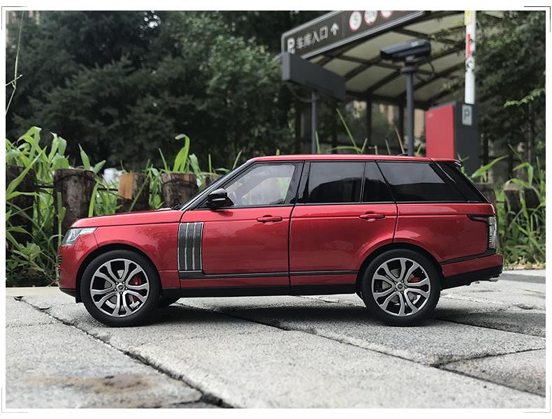Xe mô hình tĩnh Land Rover tỉ lệ 1:18 - ảnh 17