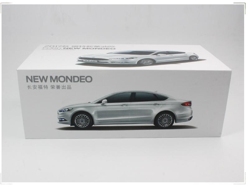 Xe mô hình tĩnh Ford Mondeo 2017 tỉ lệ 1:18 - ảnh 17