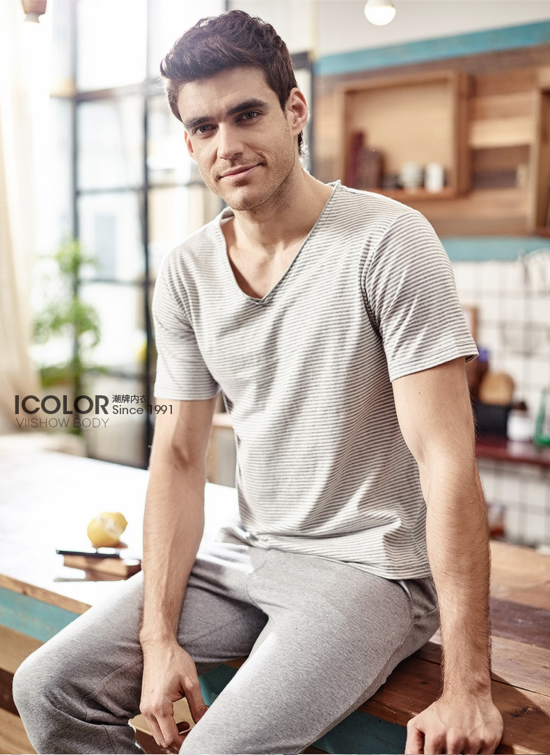 Pantalon collant jeunesse ICOLOR I-JC008 en coton - Ref 774153 Image 13