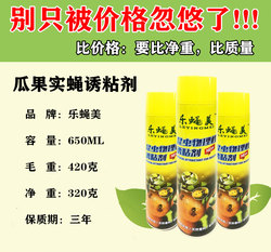 Melon fruit flyNeedle bee attractantInsect trap