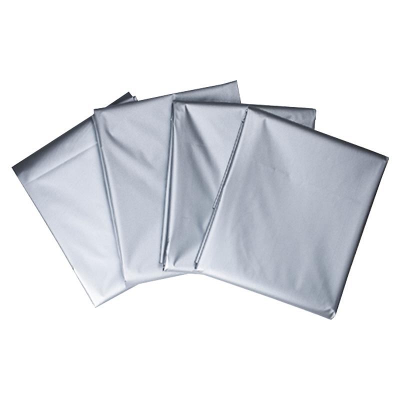 全遮光布窗帘防晒隔热卧室挂钩式遮阳布遮挡光布成品阳台宿舍飘窗
