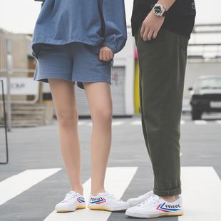 feiyue/飞跃复古经典款帆布运动鞋