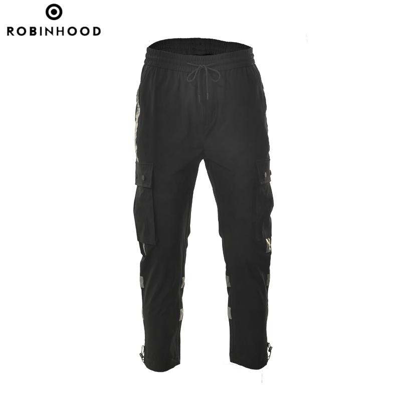 罗宾汉男装robinhood秋装新品多口袋休闲裤|1519334B