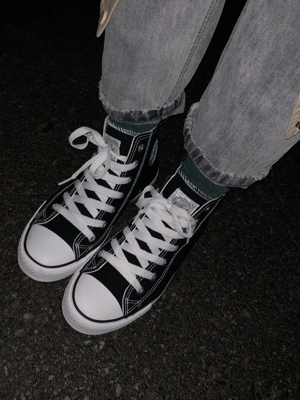 券值播(www.quanzb.com),回力 高帮黑色情侣款帆布鞋6
