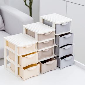 多层抽屉式可爱化妆盒