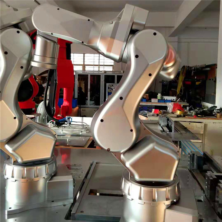 Robot arm industrial robot intelligent automation degree open source system  six-axis small desktop robot