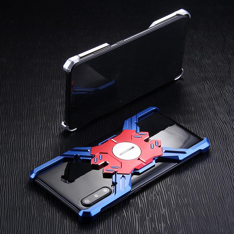 Kylin Armor Heroes Bracket Aluminum Metal Shell Case Cover for Xiaomi Mi 9