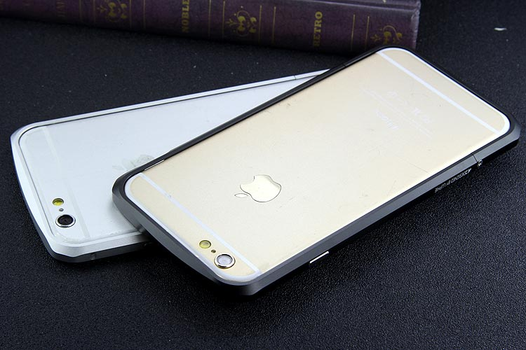 Luphie Blade Sword Slim Light Aluminum Bumper Metal Shell Case for Apple iPhone 6S/6 & iPhone 6S Plus/6 Plus