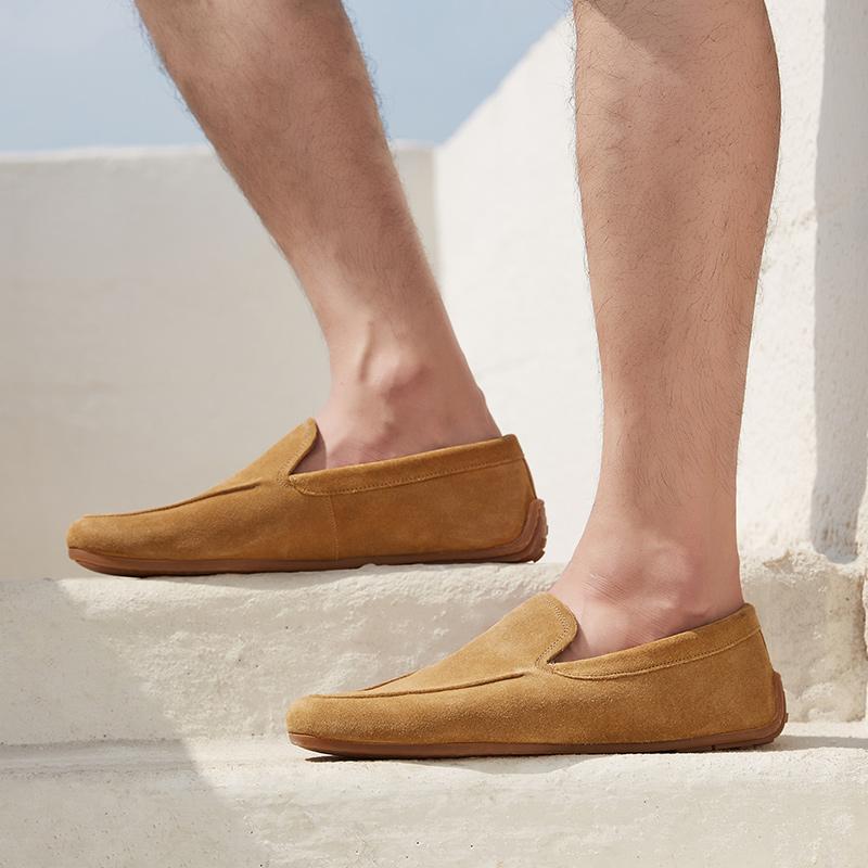 亚马逊销量第1!2020新款 Clarks 其乐 Reazor Plain 男士经典一脚蹬乐福鞋