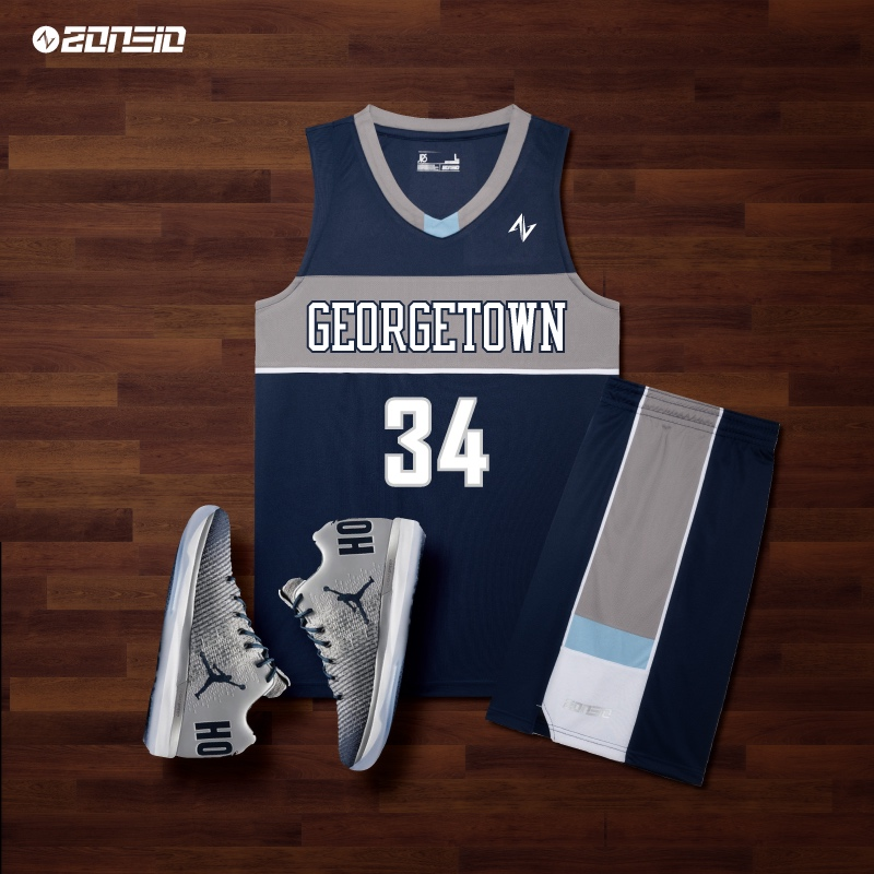Best College Basketball Uniforms 2019 USD 29.56] ZONEID 2019 new college basketball suits Jerseys Custom