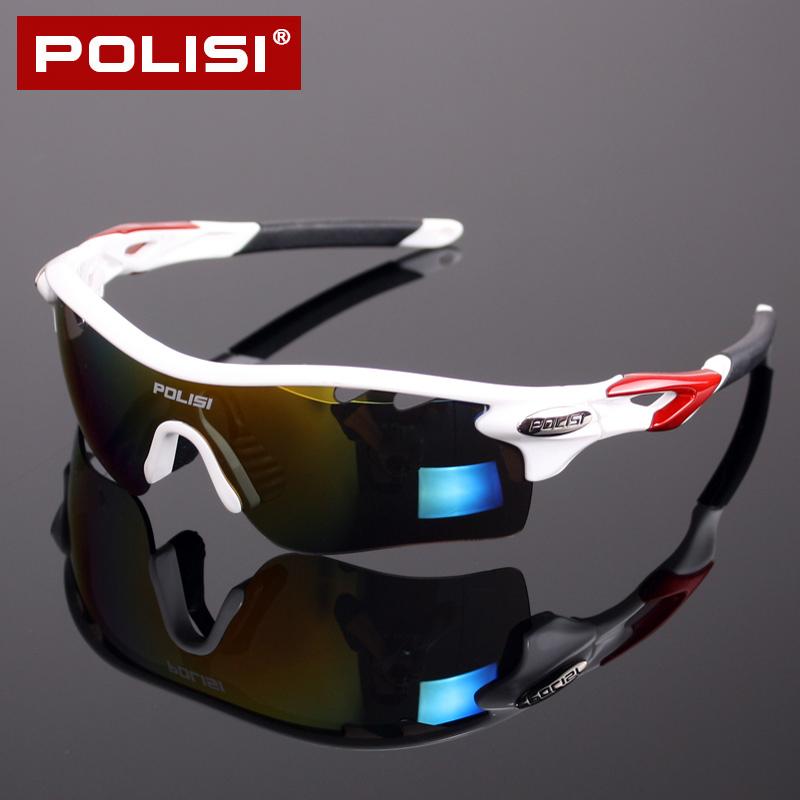 POLISI специальность верховая езда очки поляризующий мужской и женщины гора велосипед очки на открытом воздухе движение очки верховая езда оборудование