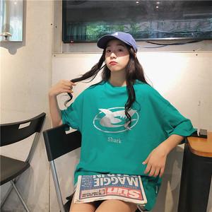 B979#實拍 Fuzzykon原創設計Shark銀色鯊魚磨...