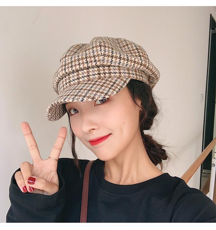 Cloth Fashion  hat  (blue-M) NHHY4897-blue-M