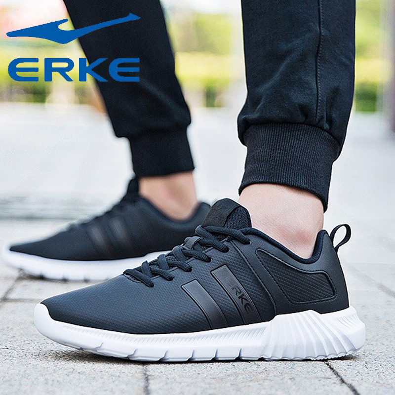 Hongxing Erke men s shoes tennis shoes autumn and Winter new genuine wear-resistant  sports shoes · Zoom · lightbox moreview · lightbox moreview ... 5c791b062a6