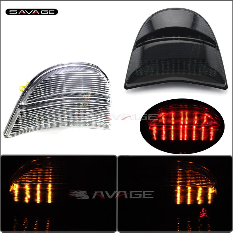 CBR900 CBR954 2002-2003 Đèn hậu LED Đèn báo rẽ - Đèn xe máy