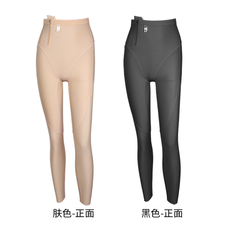 Qianmei body shaping pants, liposuction, shaping pants, 1993, after liposuction, 1933, thigh hip lift, one-stage leggings, shapewear