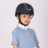 RIF детские Конный регулируемый популярный Шлем шлем для верховой езды конное снаряжение с большими полями конный шлем конная шляпа