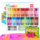 48 COLORS 72099[GIFT EXTENSION 2 + PENCIL SHARPENER 2 + COLORING BOOK 1]