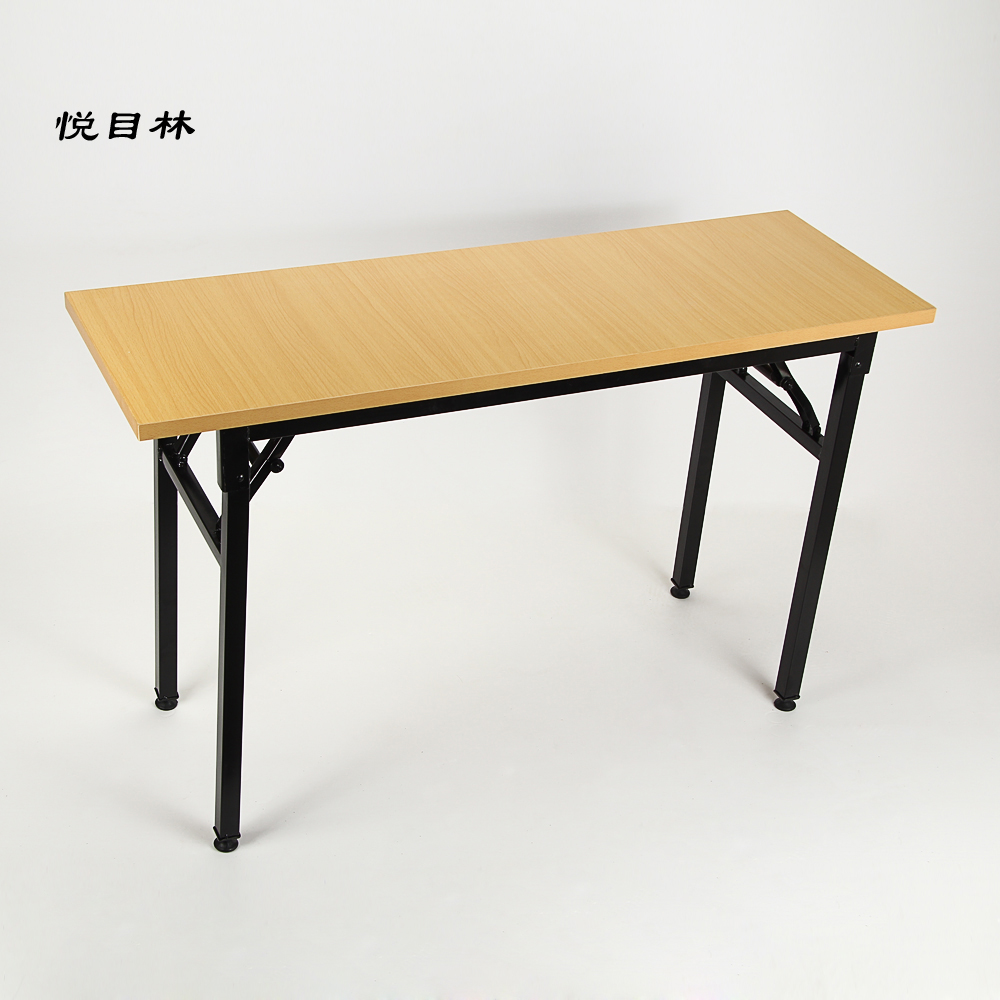 Pleasing forest conference table simple modern office table folding training table long table desks and chairs