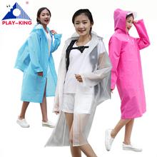 非一次性雨衣女成人徒步时尚轻便携式户外防水旅游长款加厚雨披男