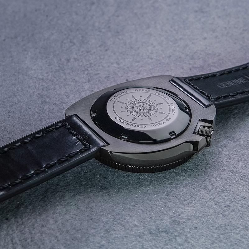 SEIKO 6105-8110- BLACK-02