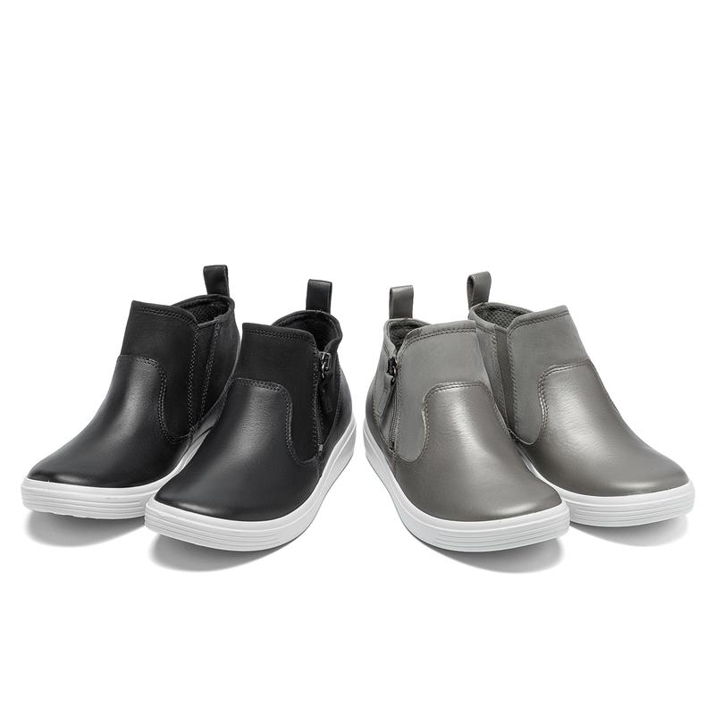 ECCO 爱步 Soft Classic柔酷系列 侧拉链女式短靴 ¥330.24 多色多码可选
