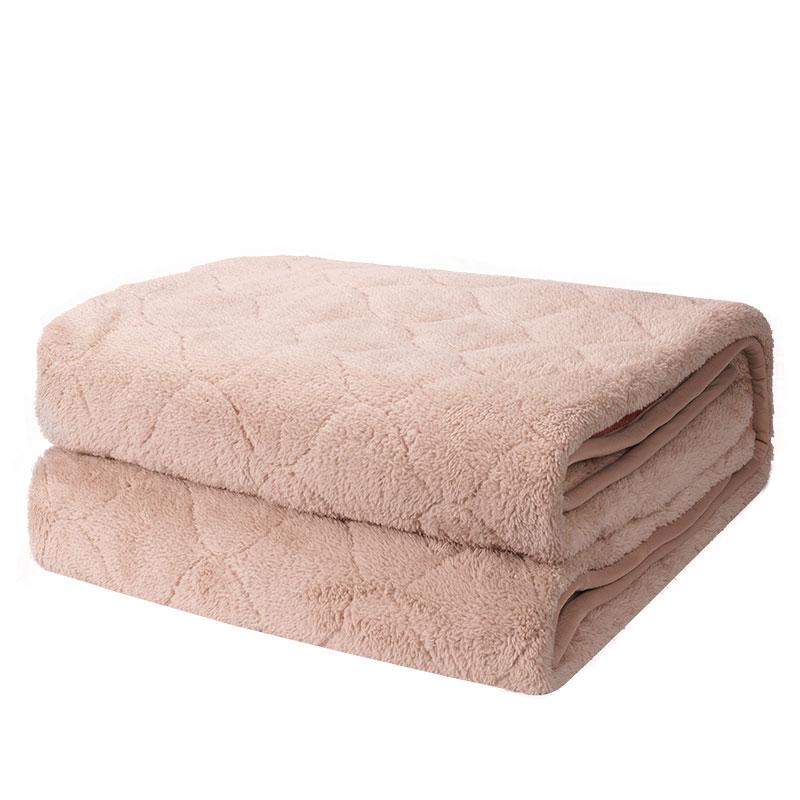 志高电热毯双人电褥子双控调温单人安全家用水暖毯无辐射学生宿舍