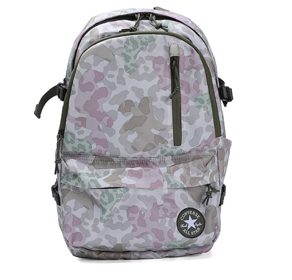 USD 61.67  2018 summer Converse women s bag sports print backpack ... 7ce34fe371099