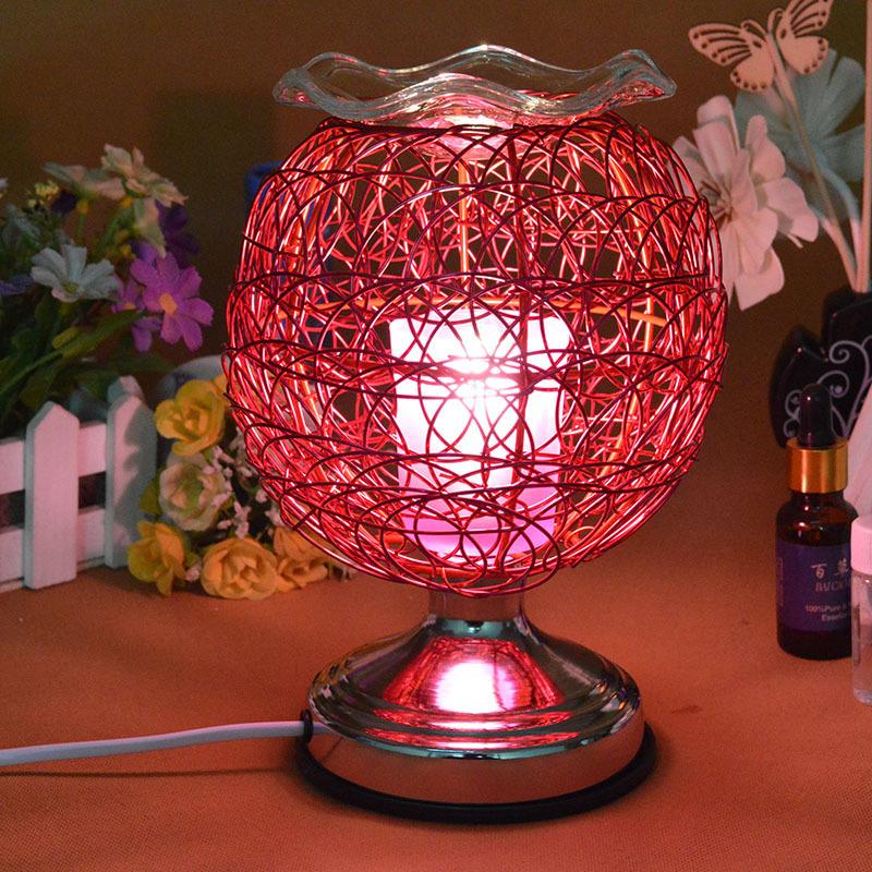 插电台灯香薰灯感应触摸装饰礼品创意鸟巢净化空气a台灯床头灯