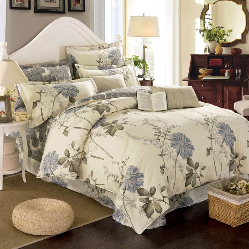 全棉简约四件套纯棉1.8m床上用品1.5米床单被套1.2学生宿舍三件套