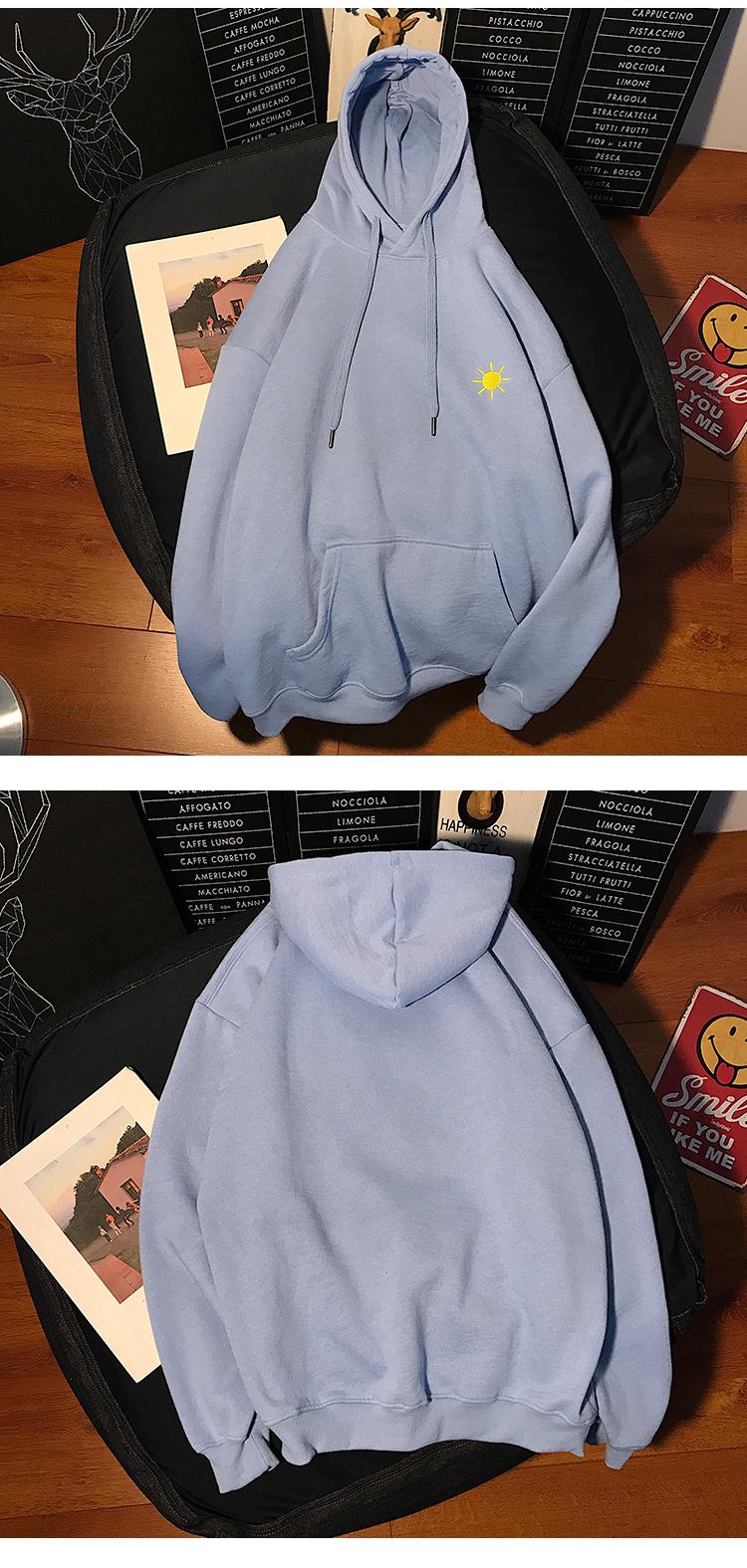 2020春装新款卫衣男士长袖休闲潮流学生港风大码印花外套W521P45